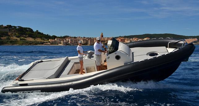 Idées d'excursion en bateau à Saint-Tropez
