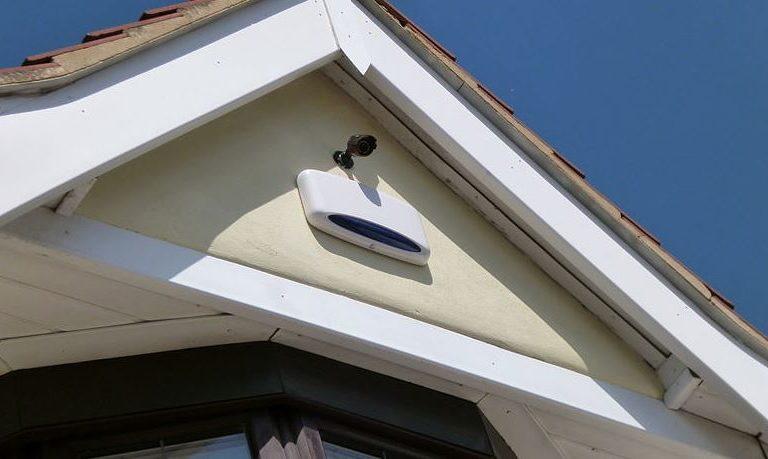 Comment fonctionne un système de sécurité à domicile ?
